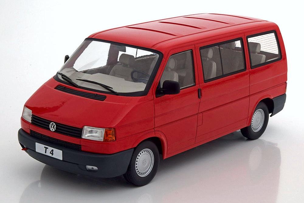 KK-SCALE VW Bus T4 Caravelle 1992 white 1:18 180262