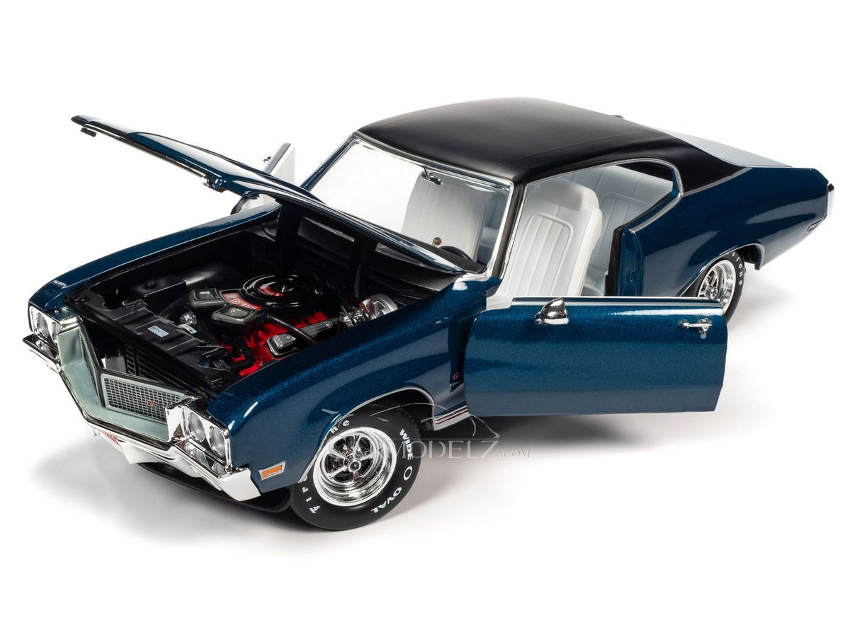 Auto World 1:18  OVP  NEU Buick GS 455  Limitiert 1.002 St