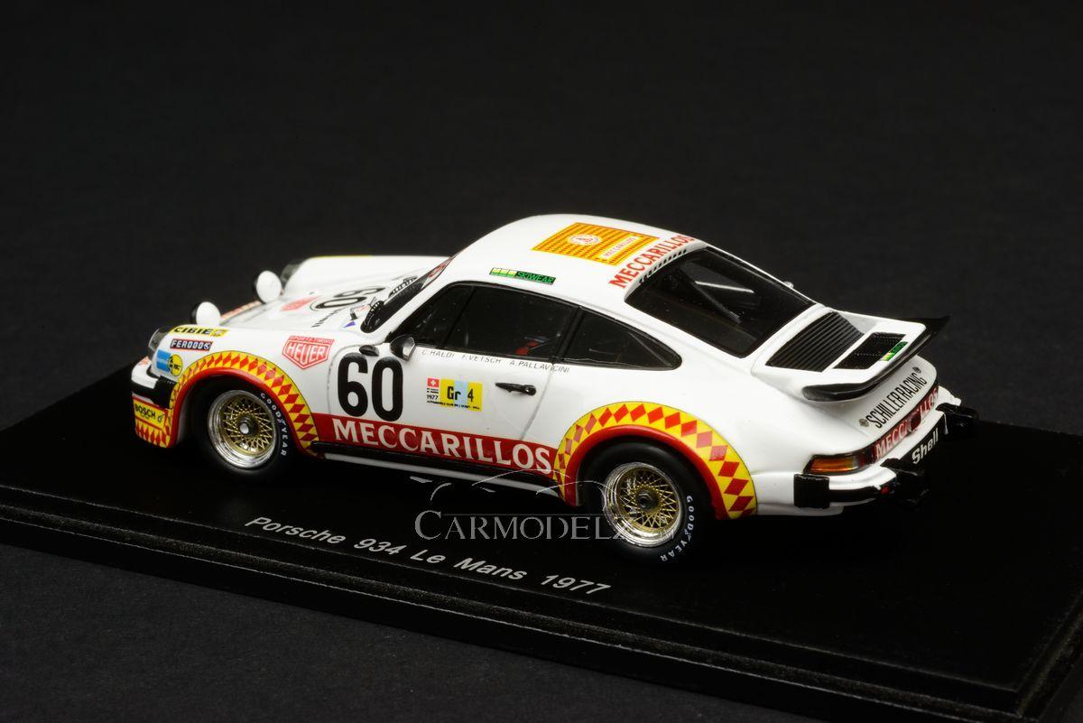 Ferrier  1//43 L Spark S4750 PORSCHE 934 n°59 Le Mans 1977 F Servanin